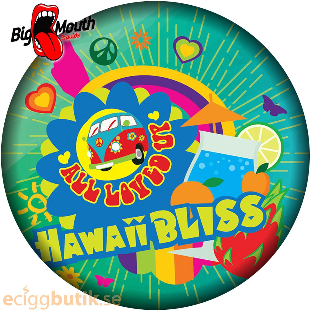 Big Mouth Hawaii Bliss Aroma