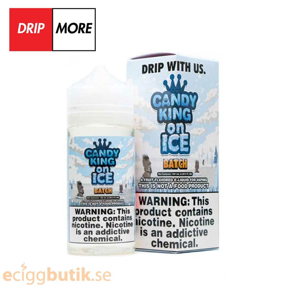 DripMore Candy King Batch On Ice - 100ml