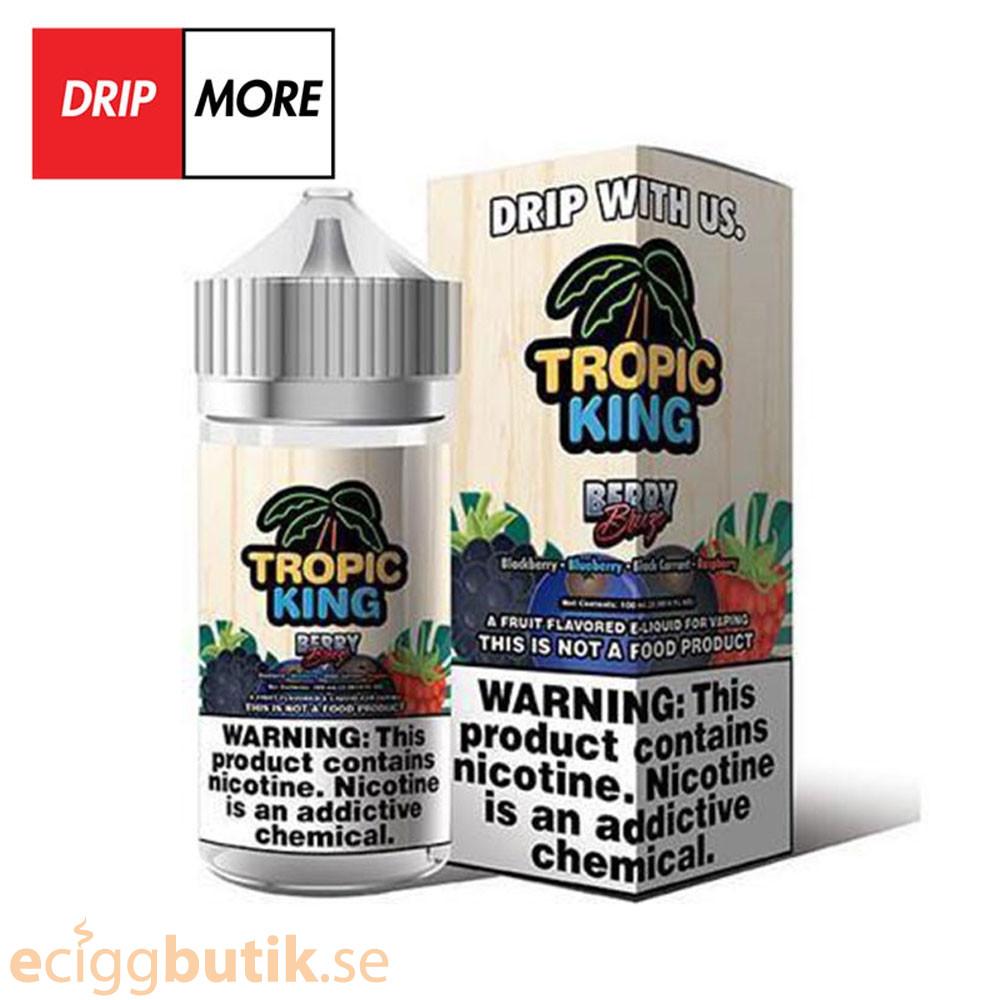 DripMore Tropic King Berry Breeze - 100ml