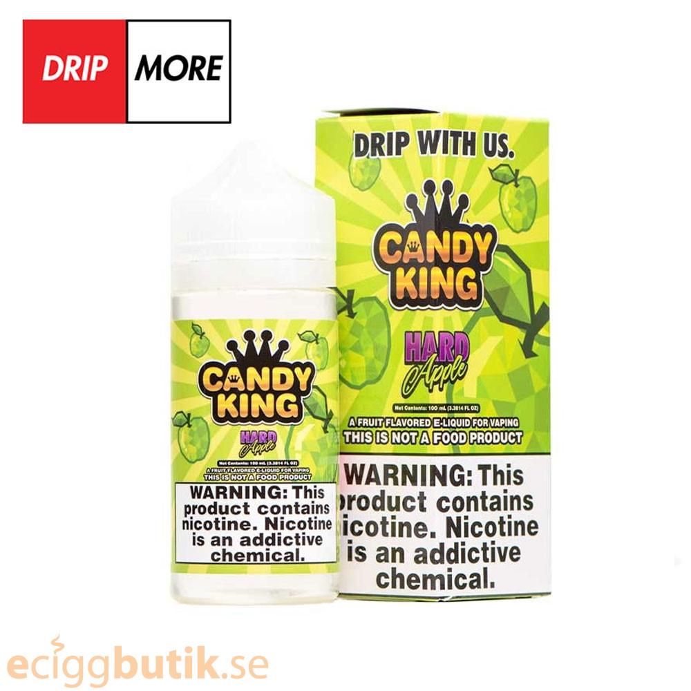 DripMore Candy King Hard Apple - 100ml