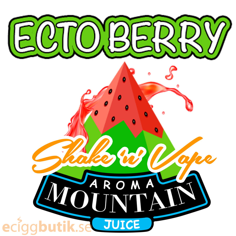EctoBerry Shake n Vape Kit