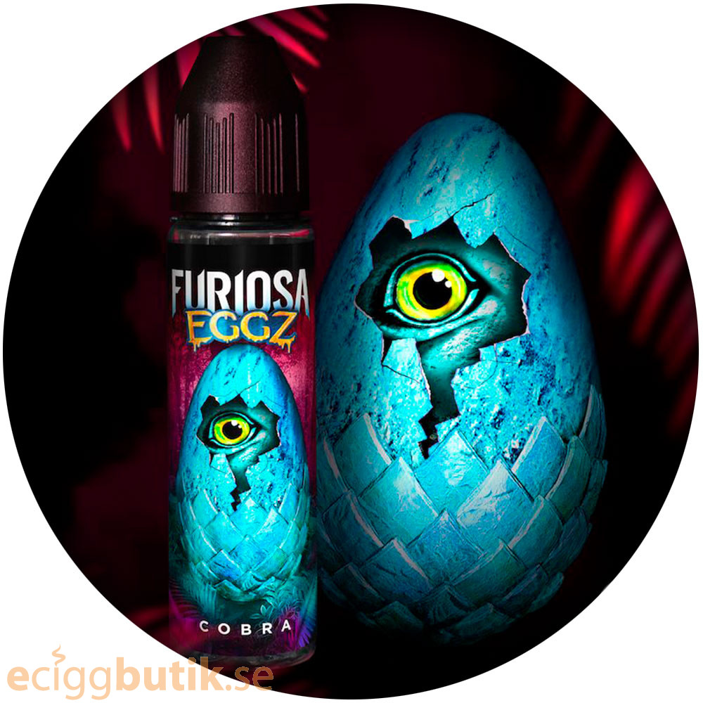 Furiosa Eggz Cobra - 50ml