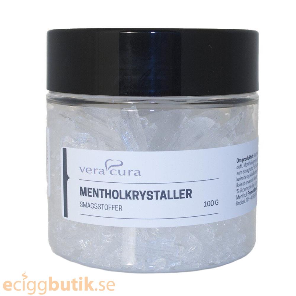 Vera Cura Menthol Krystaller - 100g