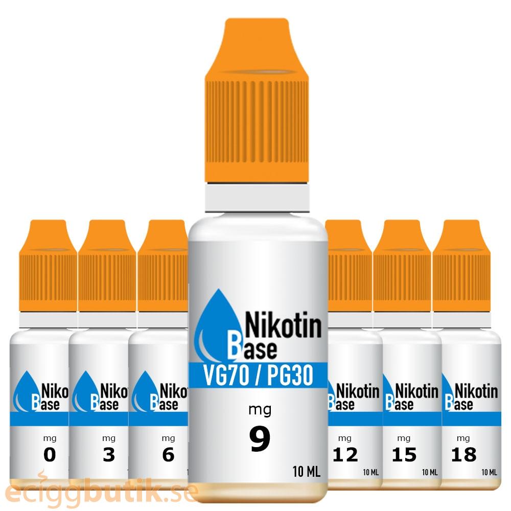 Nikotin Base VPG 70/30
