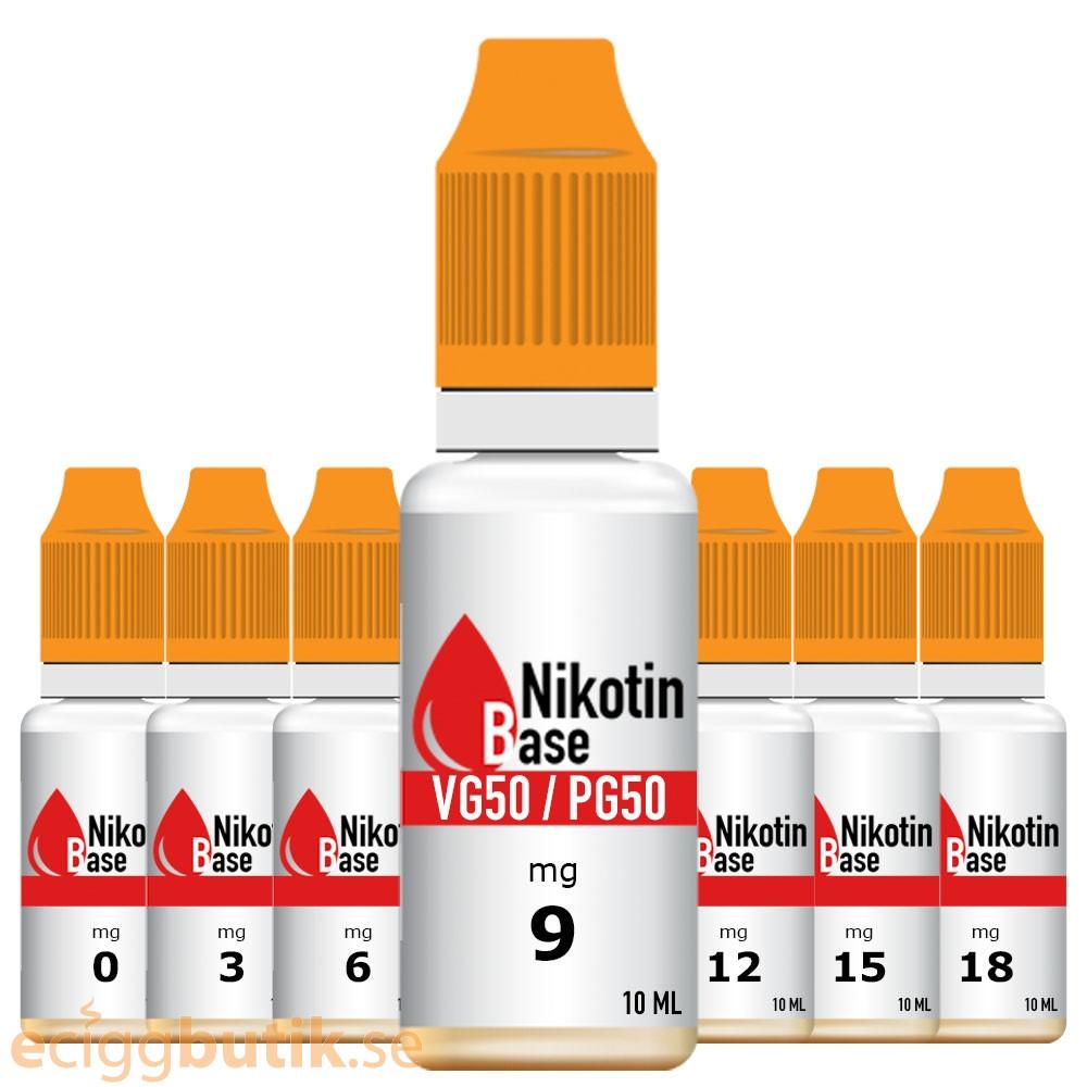 Nikotin Base VPG 50/50