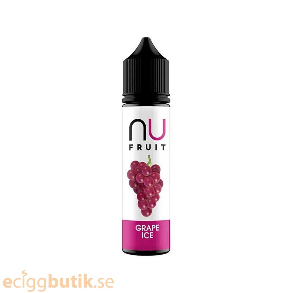 NU FRUIT Grape Ice - 50ml