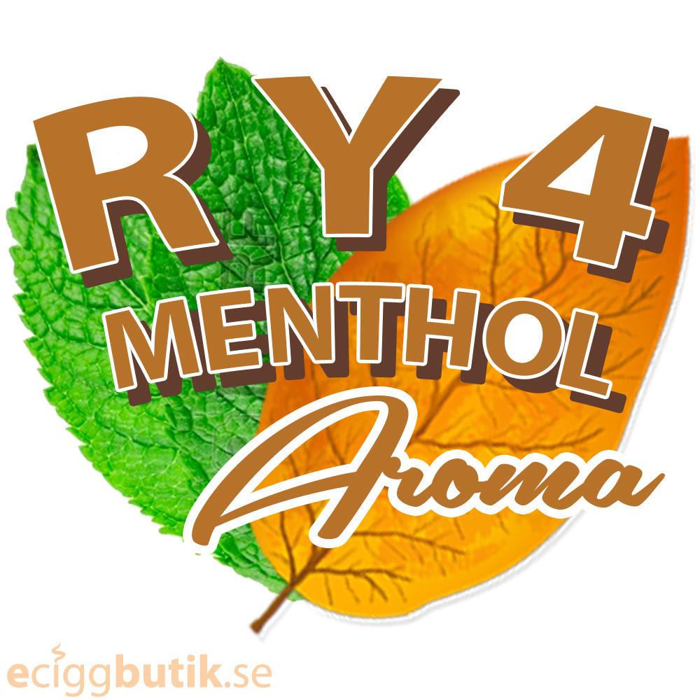 RY4 Menthol Tobak Aroma