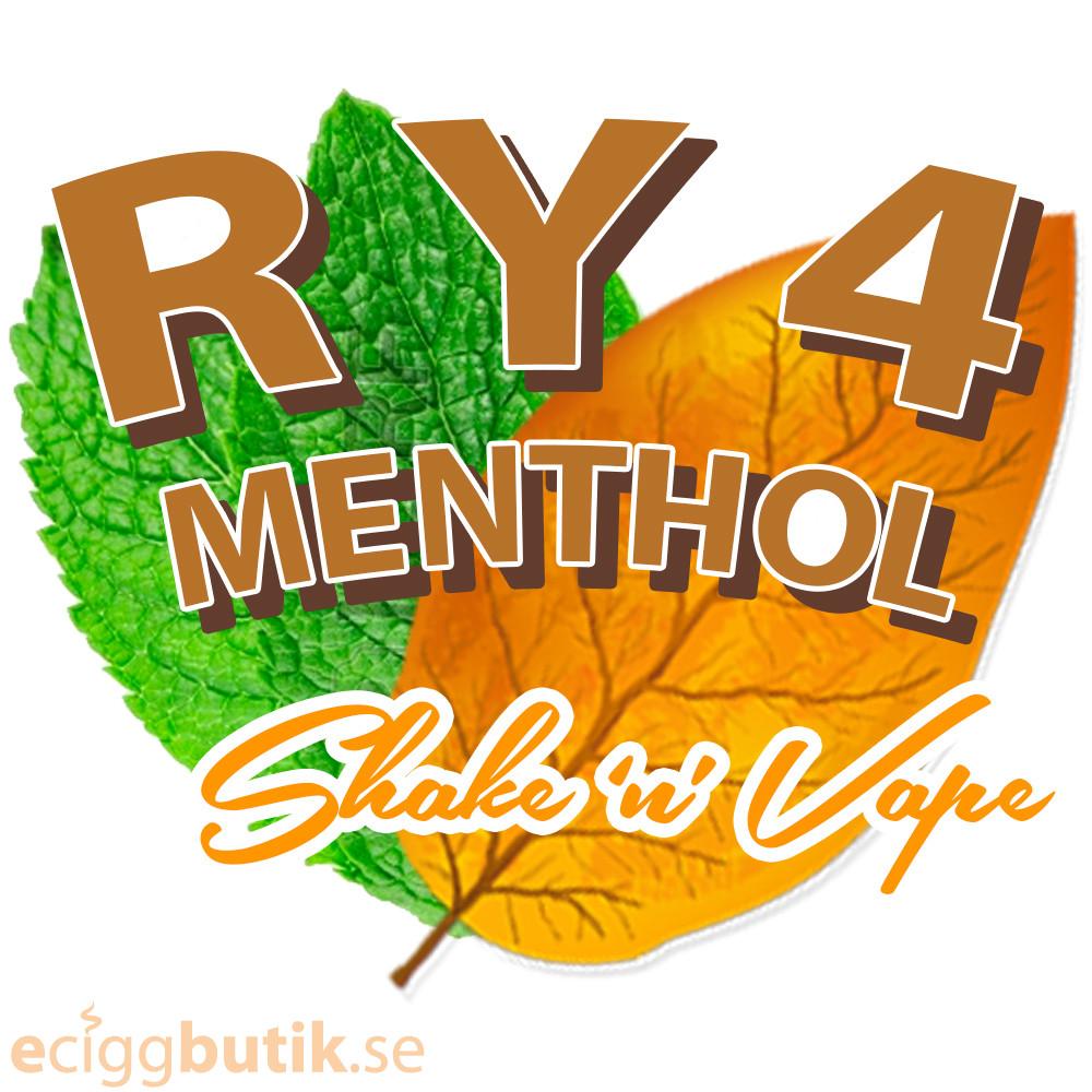 RY4 Menthol Shake n Vape Kit