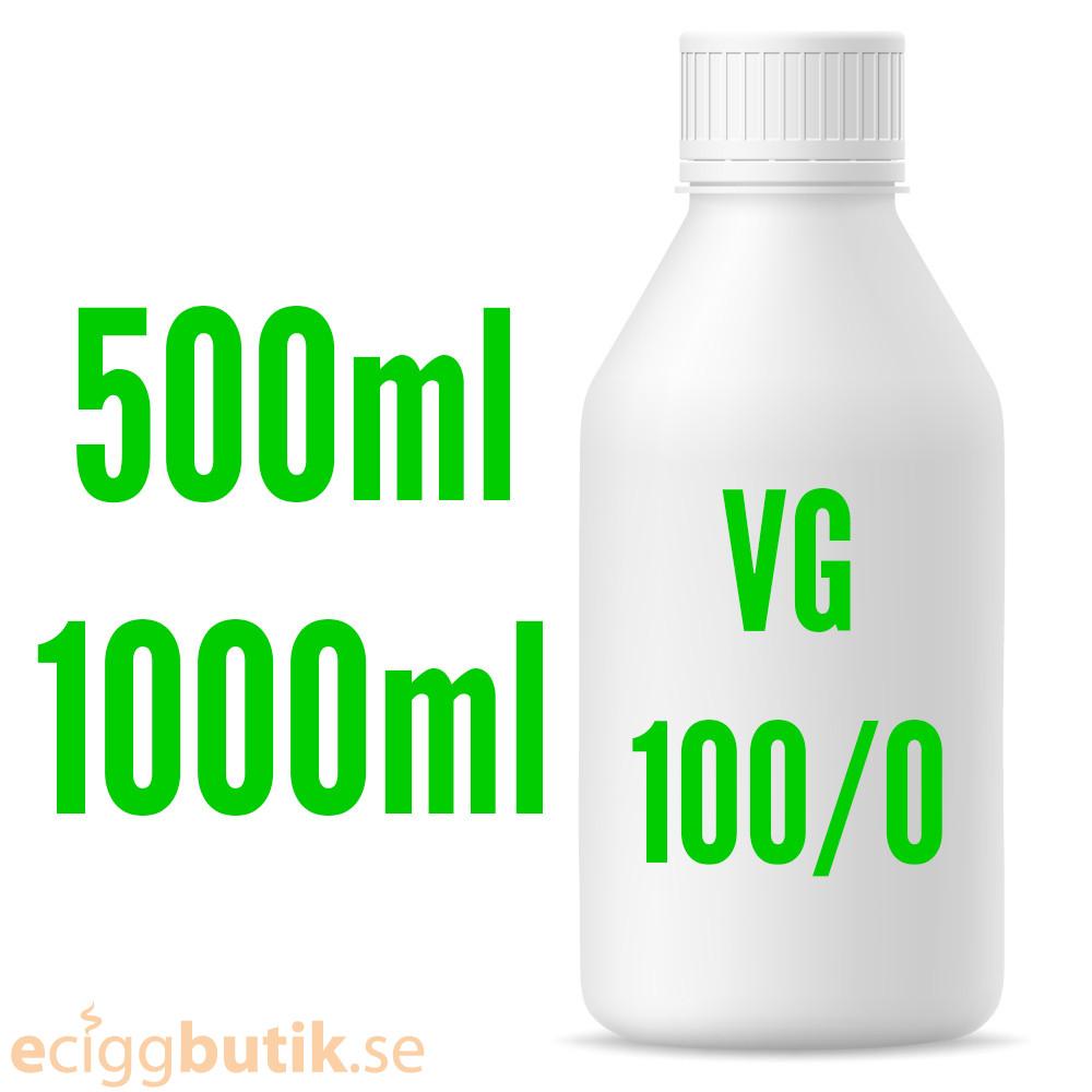 VG 100/0 Nikotinbas Kit