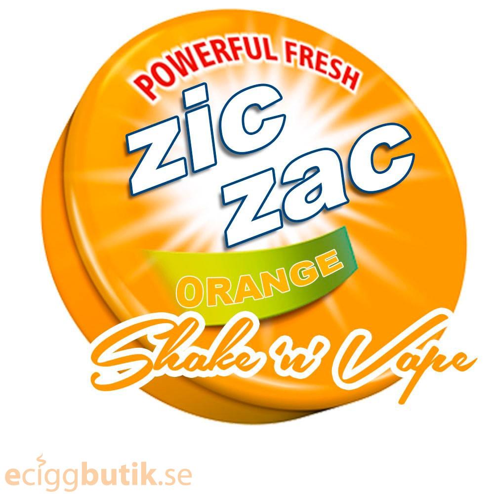 Zic Zac Orange Shake n Vape Kit