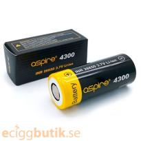 Aspire 26650 - 4300mAh