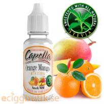 Orange Mango with Stevia Aroma