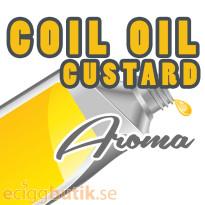 Coil Oil Custard Premium Aroma