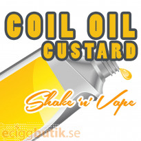 Coil Oil Custard Shake n Vape Kit