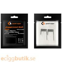 GeekVape 2 x Prebuilt JuggerNaut Coils SS316