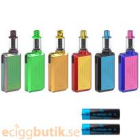 Joyetech BatPack + Eco D16 inkl. batterier