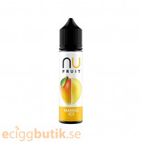 NU FRUIT Mango Ice - 50ml