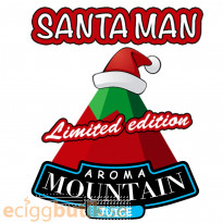 Mountain Juice Santa Man Aroma - Limited Edition